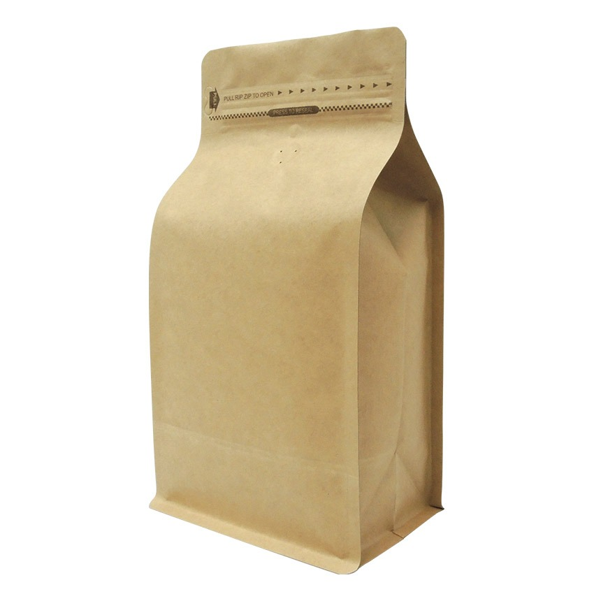 500g Box Bottom Bags