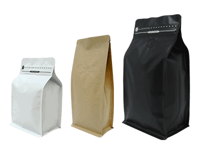 Box Bottom Bags